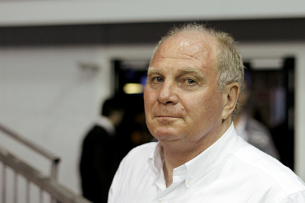 Ex-Bayern boss freed on day release