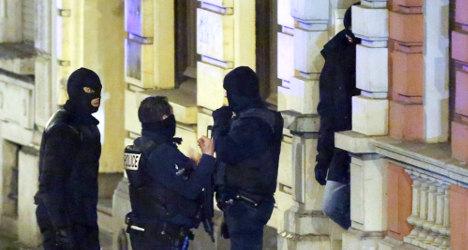 Twelve arrested in Paris terror probe