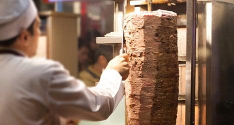 Spanish town eyes limit on kebab shops