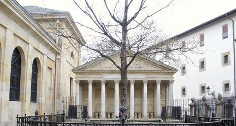 'Basque freedom tree' declared dead
