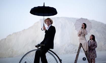 'The Austrian music scene inspired me'