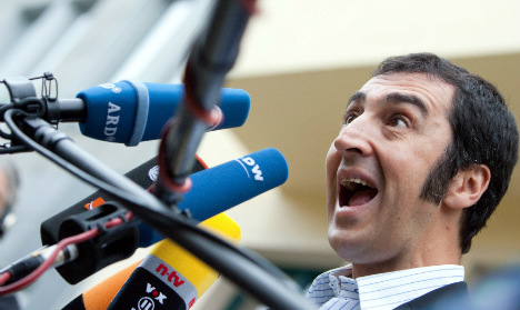 German MP probed for hemp plant video