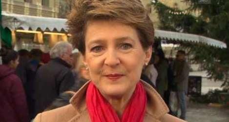 Sommaruga lauds 'bold' Swiss democracy
