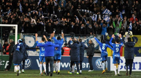 Minnows Grenoble knock Marseille out of cup