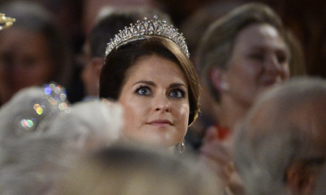 Princess Madeleine 'not involved in any debt'