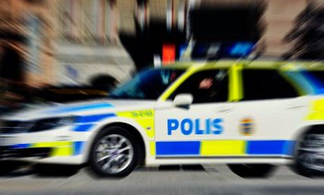 Police investigate bomb at Swedish gym