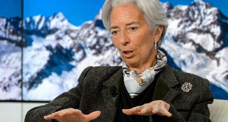 Davos: Spain wins praise over reforms