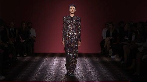 Paris Fashion week goes Haute Couture