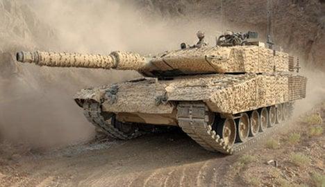 Germany halts arms exports to Saudis