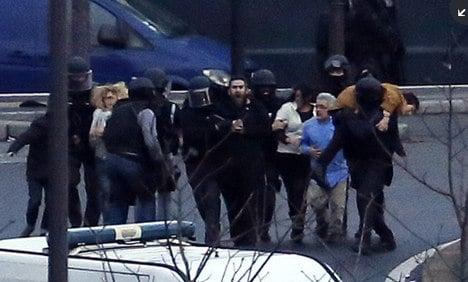 RECAP: Gunmen 'coordinated' attacks
