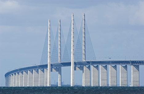 Wind warnings issued for six Danish bridges