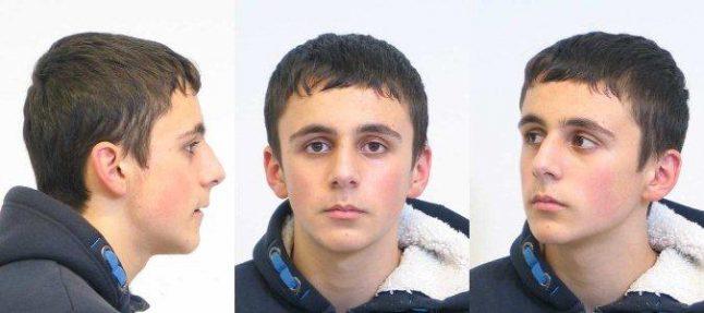 14-year-old bomb plot boy on the run