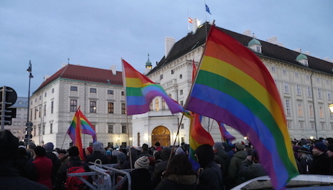12,000 in Vienna show support for IAmCharlie