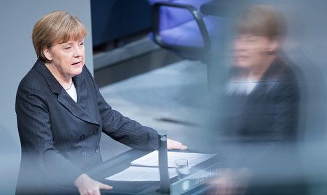 Merkel: Germany will fight Islamist extremists