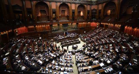 Italy Senate adopts electoral law framework