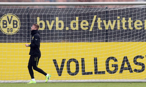 Regretful Reus ready to rescue Dortmund