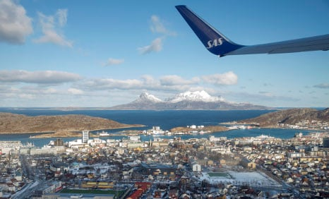 More passengers are travelling with SAS