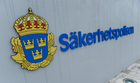 Swedish Security Service goes viral with first tweet