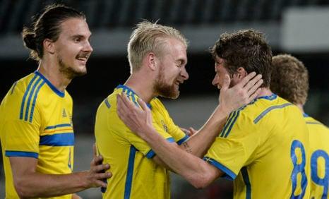 Sweden defeats star studded Ivory Coast side