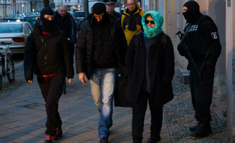 Suspected Isis terrorists arrested in Berlin