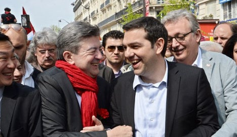 French left and far right herald Syriza victory