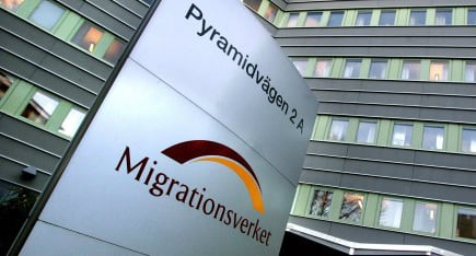 Refugees protest rural Sweden relocation