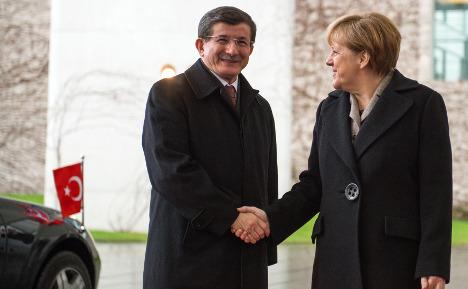 'Islam belongs to Germany': Merkel