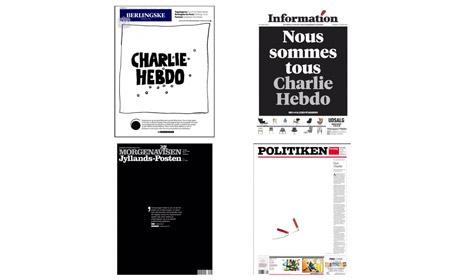Danish media united after Paris attacks