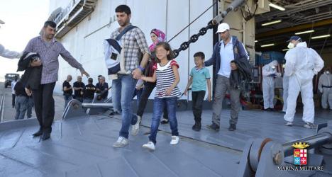 3,707 boat migrant children missing in Italy