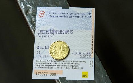 New Year…New U-Bahn price hikes