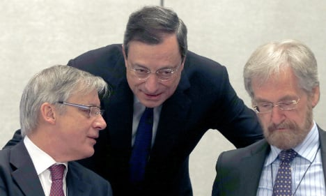 ECB warns against rise of populism in Europe
