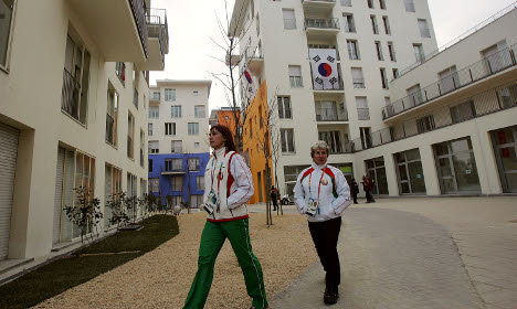 Turin to evict refugees from ex-Olympic village