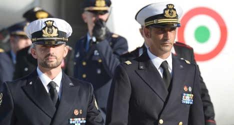 EU wades into row over Italian marines in India