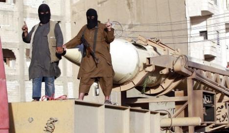 Sweden mulls ticket controls for jihadis