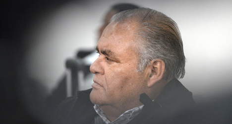 Spanish embassy killer gets 90 years' prison