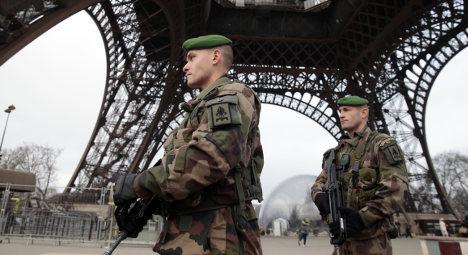 France on high alert as Muslims fear backlash