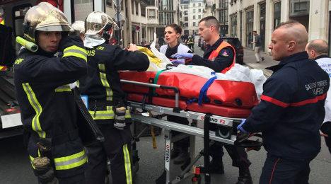World unites to condemn 'barbaric' terror attack