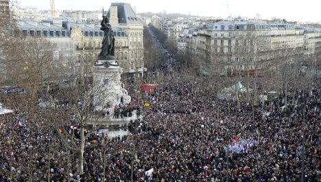 A defiant France rises up like never before