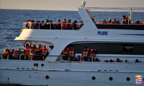 Few of Italy's rescued migrants wish to stay