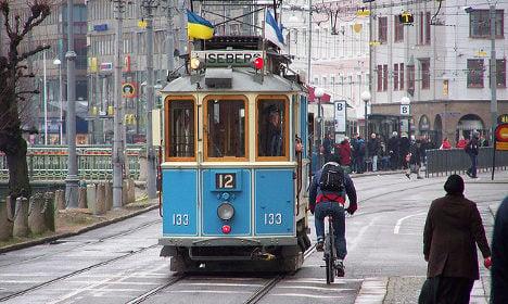 'It's called Gothenburg, not Göteborg'