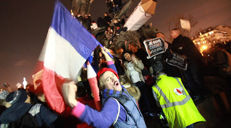 After three days of terror France feels like a nation
