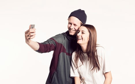 Snapchat and Instagram growing fast in Denmark