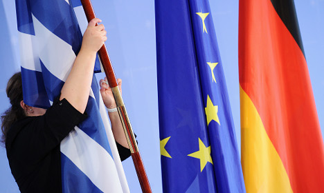 Berlin plans for possible Greek euro exit: report