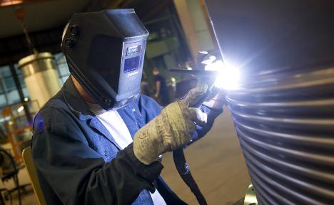 German factory orders slump in November
