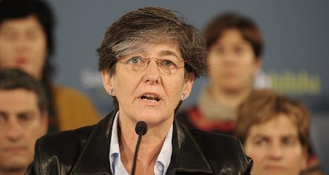 Basque party snubs vote condemning Paris attack