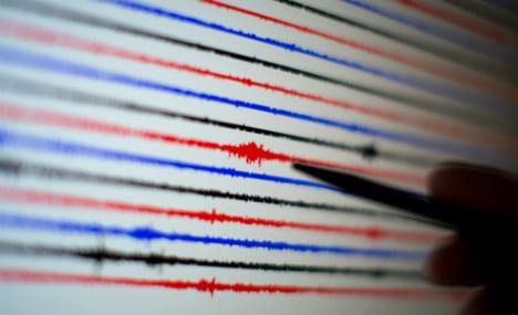 Twin earthquakes wake up Düsseldorf