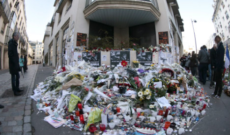Charlie Hebdo gunmen buried in secret graves