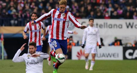 Atlético bead Real as Torres returns