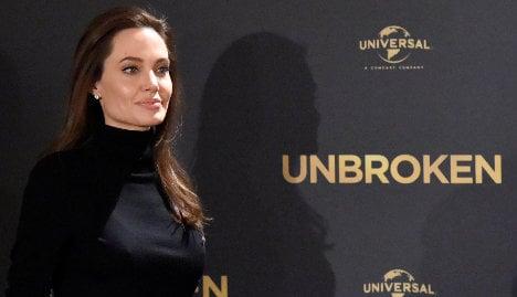 Angelina Jolie to meet Pope at Rome screening