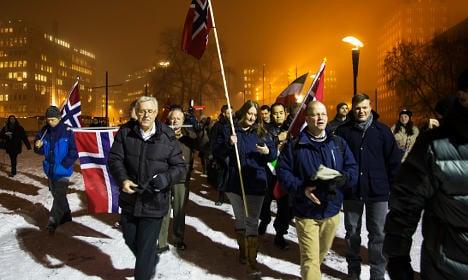 Anti-Islam march to go ahead in Oslo